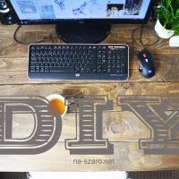 DIY - zróbmy sobie biurko!